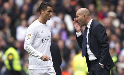 Verlassen Cristiano Ronaldo und Zinedine Zidane Real Madrid?
