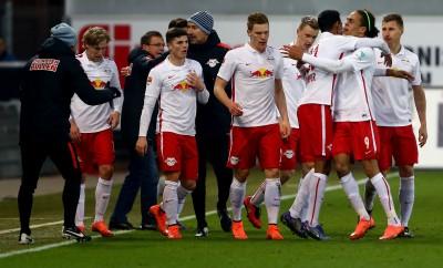 RB Leipzig nimmt weiterhin Kurs auf die 1. Bundesliga.