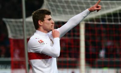 Bleibt Timo Werner beim VFB Stuttgart oder wechselt er zu RB Leipzig?