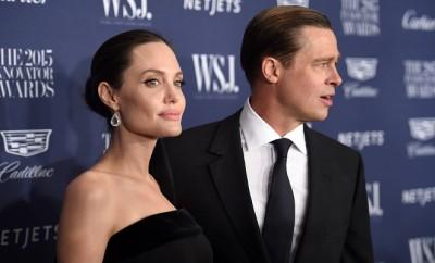 Angelina Jolie soll ihren Ehemann Brad Pitt betrogen haben.