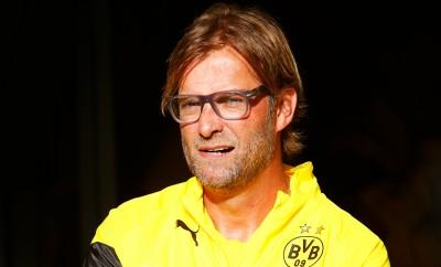 Jürgen Klopp zu seinen Zeiten als Trainer bei Borussia Dortmund.