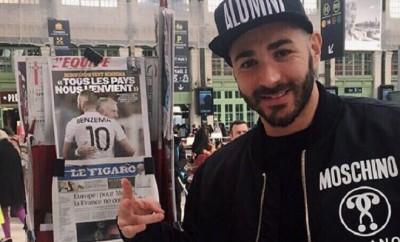 Wird Karim Benzema von der EM 2016 ausgeschlossen?
