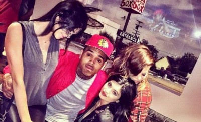Kendall Jenner: Nach Harry Styles nun Chris Brown?