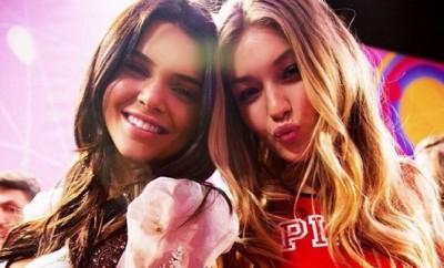 Gigi Hadid will ein Doppeldate mit Kendall Jenner, Zayn Malik und Chris Brown.