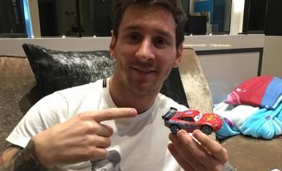 Lionel Messi befindet sich momentan im Rahmen der WM-Qualifikation in Argentinen.