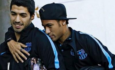 Luis Suarez und Neymar sind auch privat eng befreundet.