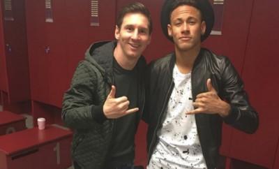 Lionel Messi und Neymar sind auch privat gut befreundet.