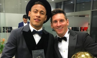 Lionel Messi und Neymar sind mehr als nur Mannschaftskollegen.