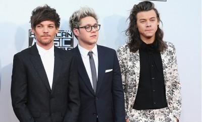 One Direction: Niall Horan steht Harry Styles und Louis Tomlinson besonders nah.