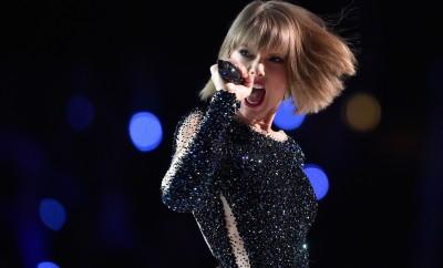 Taylor Swift bei den diesjährigen  GRAMMY Awards.