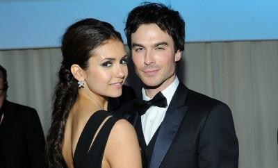 Vampire Diaries: Nina Dobrev und Ian Somerhalder sind nicht mehr befreundet.