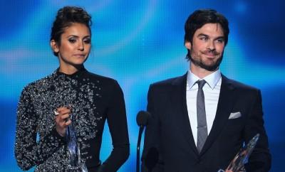 Vampire Diaries: Vermeidet Nina Dobrev ein Treffen mit Ian somerhalder?