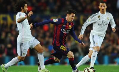 """""""Es ist leichter Cristiano Ronaldo zu stoppen als Messi."""""""