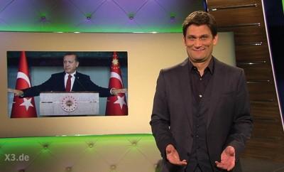 Extra 3 lässt sich nicht von Erdogan einschüchtern.