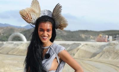 GNTM 2016: Jasmin hat das Konzept von Germany's next Topmodel verstanden.