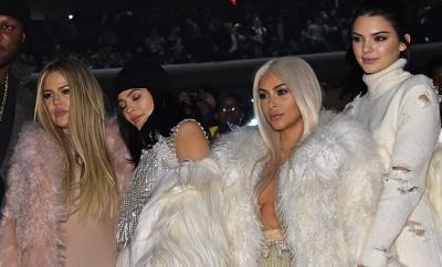Kylie Jenner, Kim Kardashian, Kendall Jenner und der Rest der Familie waren nicht erwünscht.
