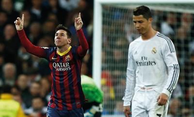 Auch Thiago ist der Meinung, dass Lionel Messi besser ist als Cristiano Ronaldo.