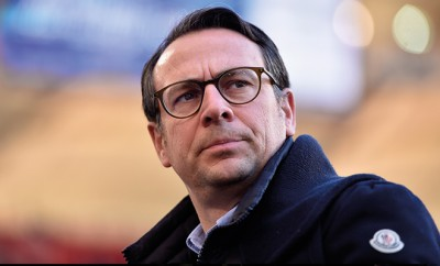 Martin Bader verliert an Zuspruch bei Hannover 96.
