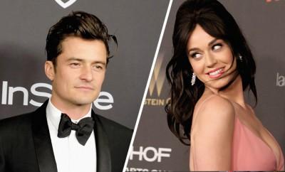 Läuten bei Katy Perry und Orlando Bloom bald die Hochzeitsglocken?