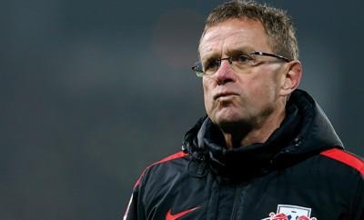 RB Leipzig bereitet sich auf die Bundesliga vor.