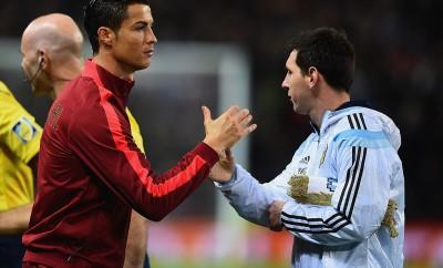 Cristiano Ronaldo und Lionel Messi sind zuletzt im Jahr 2014 mit ihren Nationalmannschaften aufeinandergetroffen.