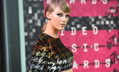 Taylor Swift bei den MTV Video Music Awards in Los Angeles.