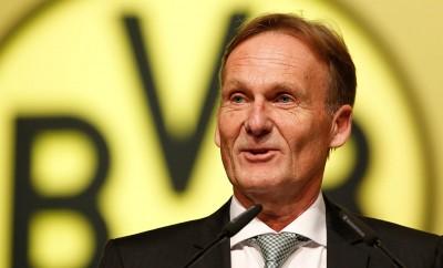 BVB-Präsident Watzke stichelt in Richtung des FC Bayern München.