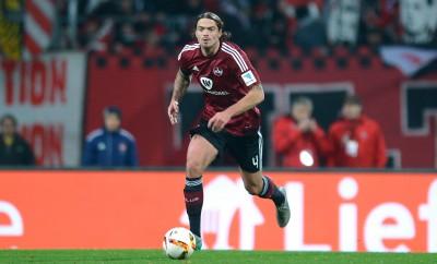 Für Dave Bulthuis könnte die Saison beim 1. FC Nürnberg beendet sein.