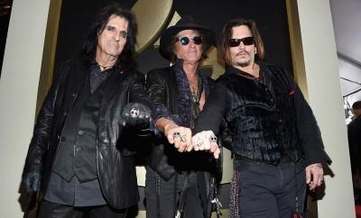 Johnny Depp wird mit der Band Hollywood Vampires auf Tour gehen.