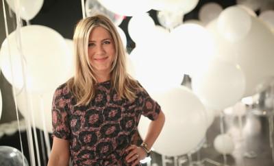 Jennifer Aniston am 23. Februar im St. Jude's Kinderkrankenhaus.