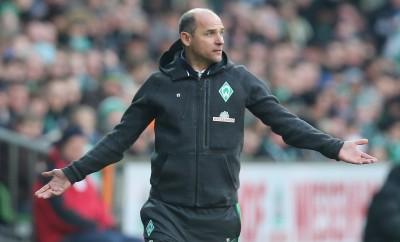 Viktor Skripnik gehen bei Werder Bremen langsam die Argumente aus.