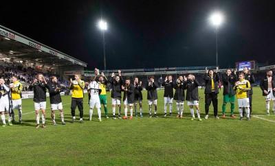 Dynamo Dresden treibt die Planungen für die nächste Saison voran.