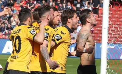 Dynamo Dresden kann für die 2. Bundesliga planen.
