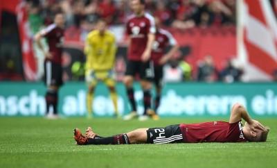 Der 1. FC Nürnberg musste zuletzt zwei Niederlagen in Folge verkraften.