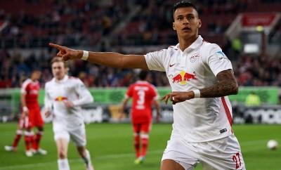 RB Leipzig setzt konsequent auf junge Spieler wie Davie Selke und könnte so mittelfristig zu einem ernsthaften Konkurrenten für Bayern München und den BVB werden.