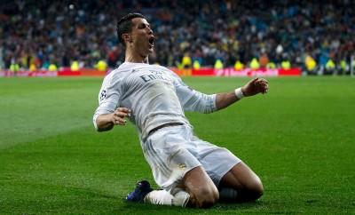 Cristiano Ronaldo präsentiert sich in Topform.