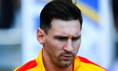 Lionel Messi unterstützt die Erdbebenopfer in Ecuador.