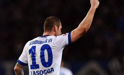 Wird Lasogga den HSV am Ende der Saison verlassen?