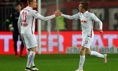 RB Leipzig plant trotz der Punkteteilung weiterhin für die Bundesliga.