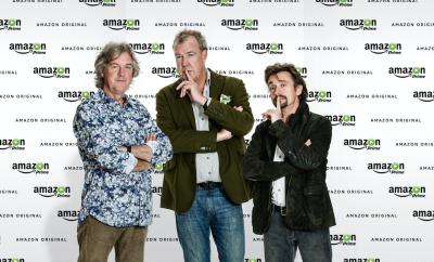 Jeremy Clarkson wird mit Top Gear zukünftig auf Amazon Prime zusehen sein.