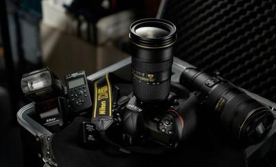Schnelle Bilderfassung und 4-Mal schnellere Datenübertragung Nikon D5.