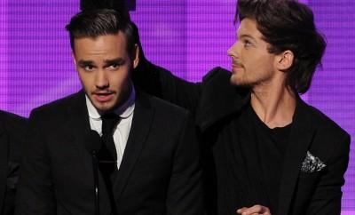 One Direction: Liam Payne und Louis Tomlinson besuchen Rihanna-Konzert.