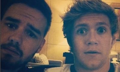 One Direction: Liam Payne außer sich und Niall Horan in Sorge.