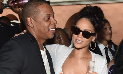Das sagt Rihanna über den Skandal um Jay Z und Beyonce.