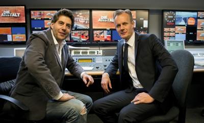 Die Anstalt auf ZDF.