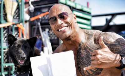 "Dwayne ""The Rock"" Johnson hat eine Rolle im Remake von Jumanji."