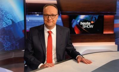 Oliver Welke in der Heute Show.