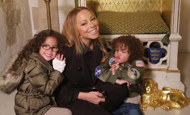 Mariah Carey Kinder