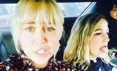 Miley Cyrus wurde angegriffen.