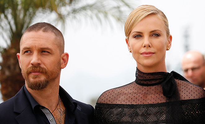 Charlize nackt theron Beste Charlize